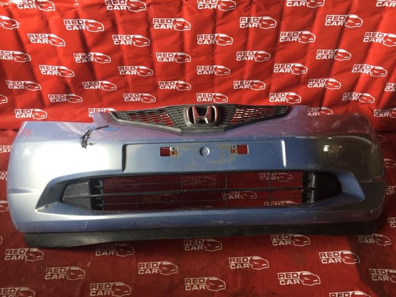 Бампер Honda Fit GE6-1017381 L13A-4019945 2007 передний (б/у)
