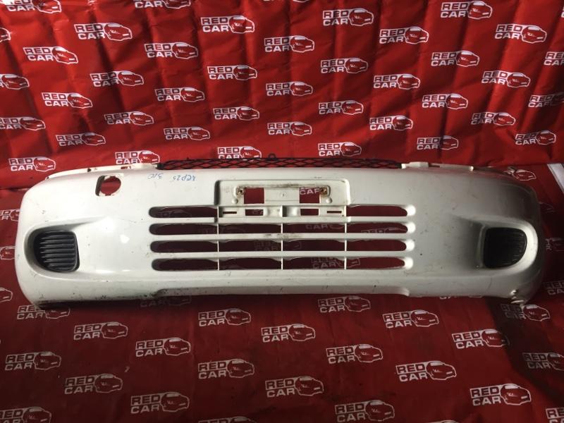 Бампер Toyota Funcargo NCP25-0025405 1NZ-A194702 2001 передний (б/у)