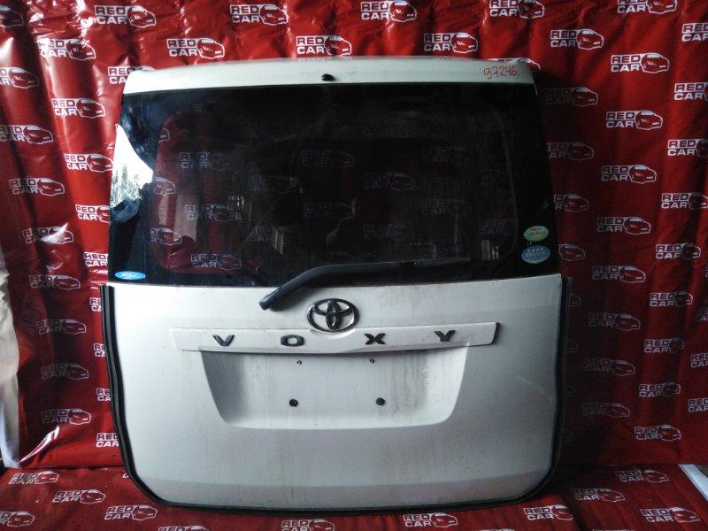 Дверь 5-я Toyota Voxy ZRR75-0007491 3ZR-4040238 2007 (б/у)