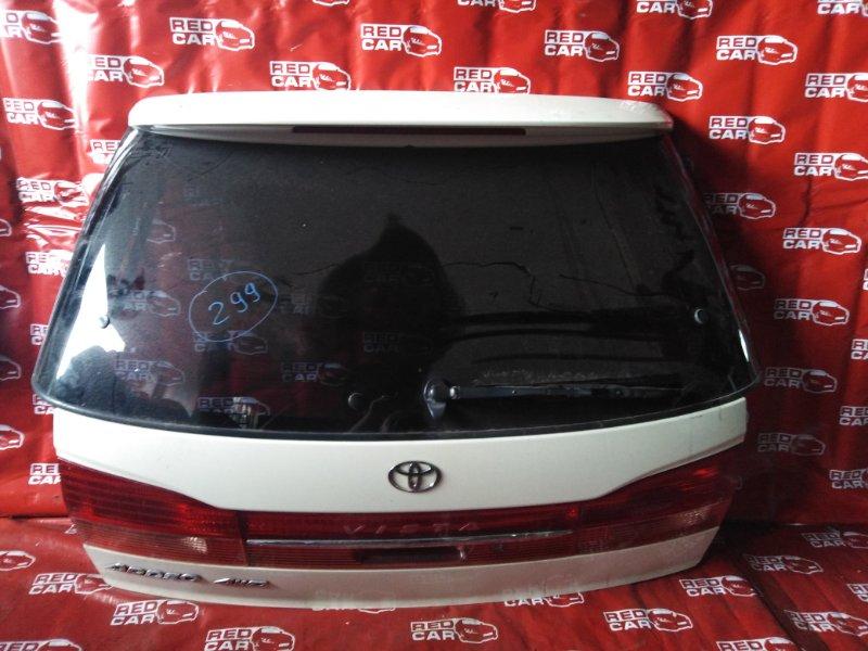 Дверь 5-я Toyota Vista Ardeo SV55-0013806 3S-8038421 2001 (б/у)