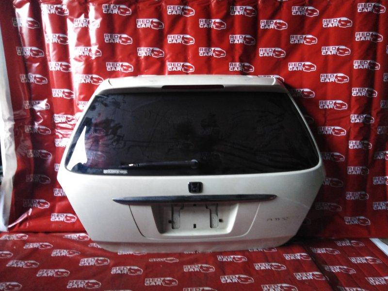 Дверь 5-я Honda Odyssey RA6-1025813 F23A-2066416 2000 (б/у)