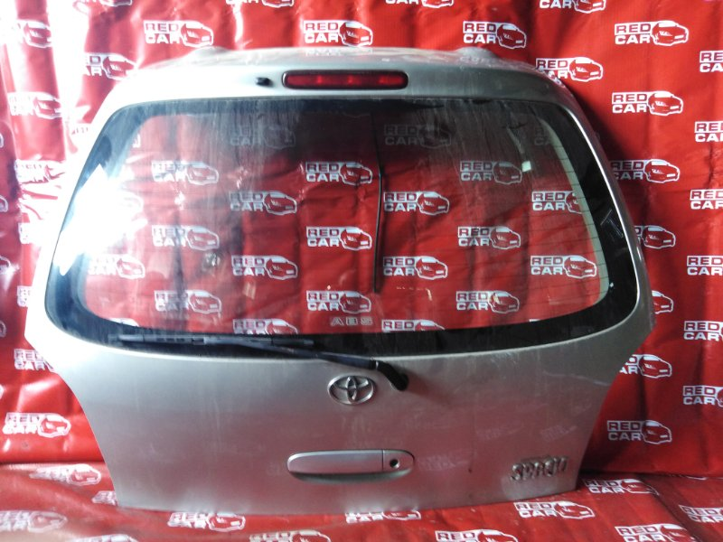 Дверь 5-я Toyota Corolla Spacio AE111-6133774 4A-H510752 1999 (б/у)