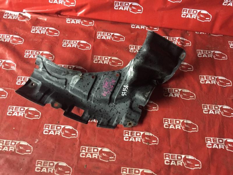 Защита двигателя Toyota Funcargo NCP20-0061314 2NZ-1225202 2000 передняя правая (б/у)