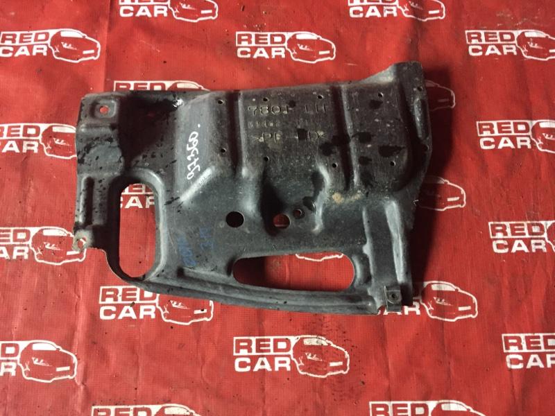 Защита двигателя Toyota Opa ZCT15-0005426 1ZZ-3773782 2001 передняя левая (б/у)