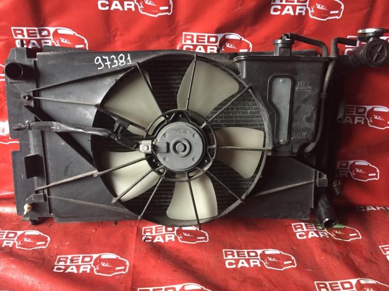 Радиатор основной Toyota Allex NZE124-0060599 1NZ-C921751 2006 (б/у)