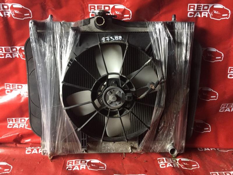 Радиатор основной Toyota Rush Be-Go J210G-0005635 3SZ 2007 (б/у)
