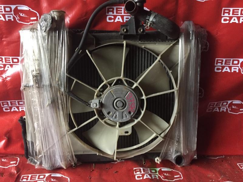 Радиатор основной Toyota Funcargo NCP20 (б/у)