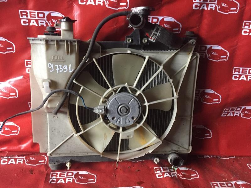 Радиатор основной Toyota Vitz NCP10 (б/у)