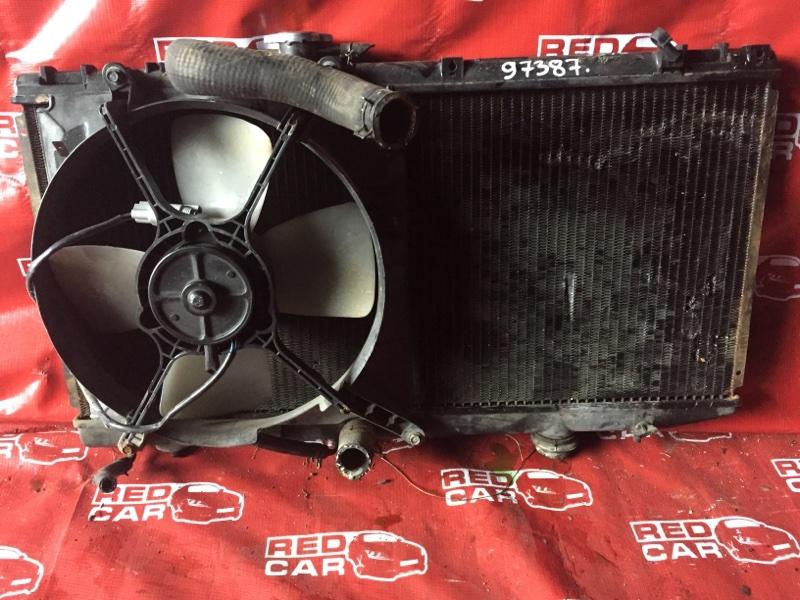 Радиатор основной Toyota Corsa EL51 (б/у)