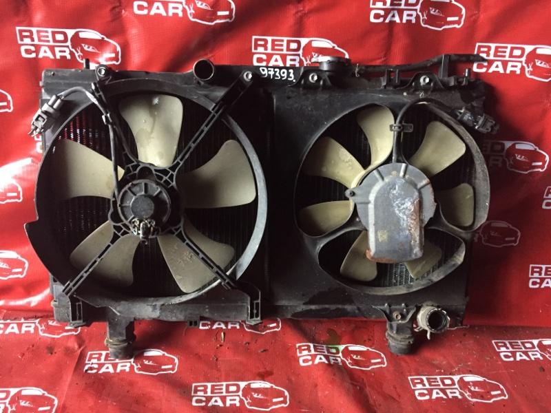 Радиатор основной Toyota Caldina ST210 (б/у)