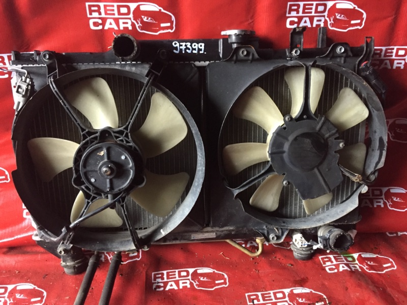 Радиатор основной Toyota Caldina ST190 (б/у)