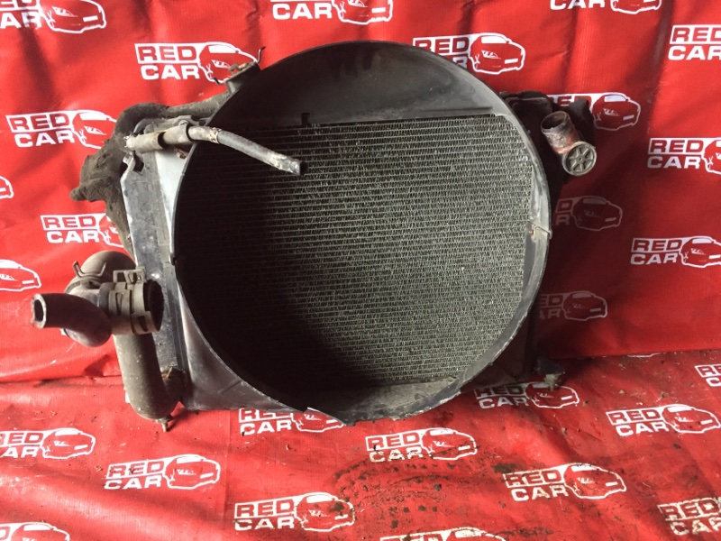 Радиатор основной Toyota Hiace LH178-1006534 5L-5118674 2001 (б/у)