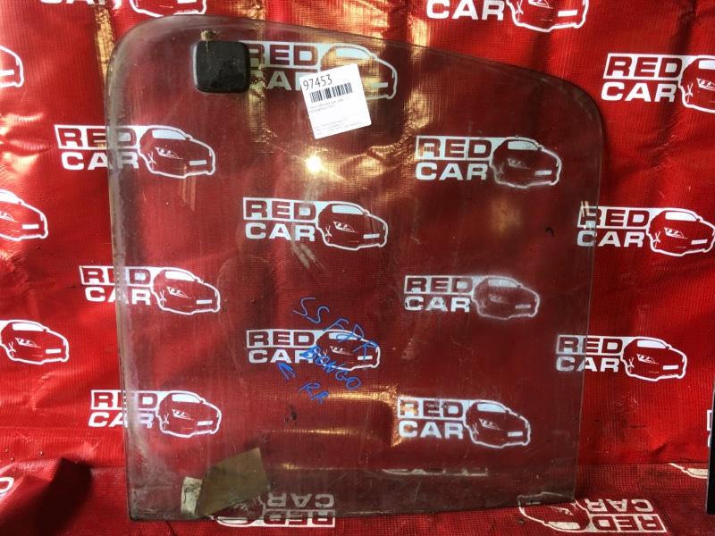 Стекло собачника Mazda Bongo SSF8 заднее правое (б/у)