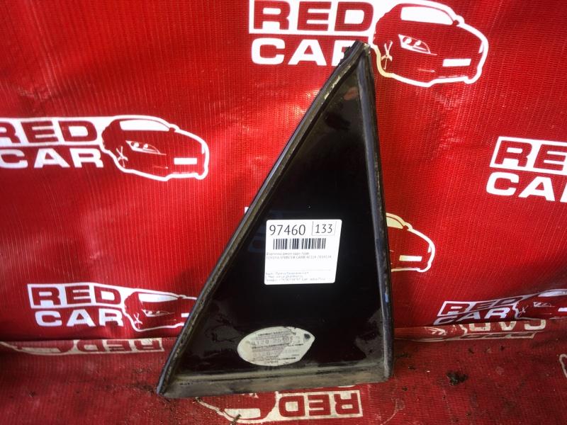 Форточка двери Toyota Sprinter Carib AE114-7014154 4A 2000 задняя правая (б/у)
