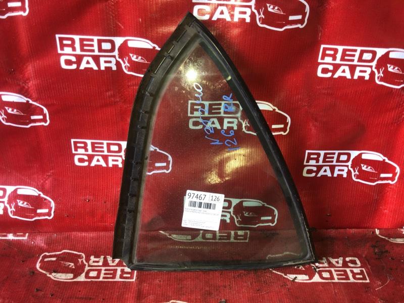 Форточка двери Toyota Premio NZT240-0034712 1NZ 2002 задняя правая (б/у)