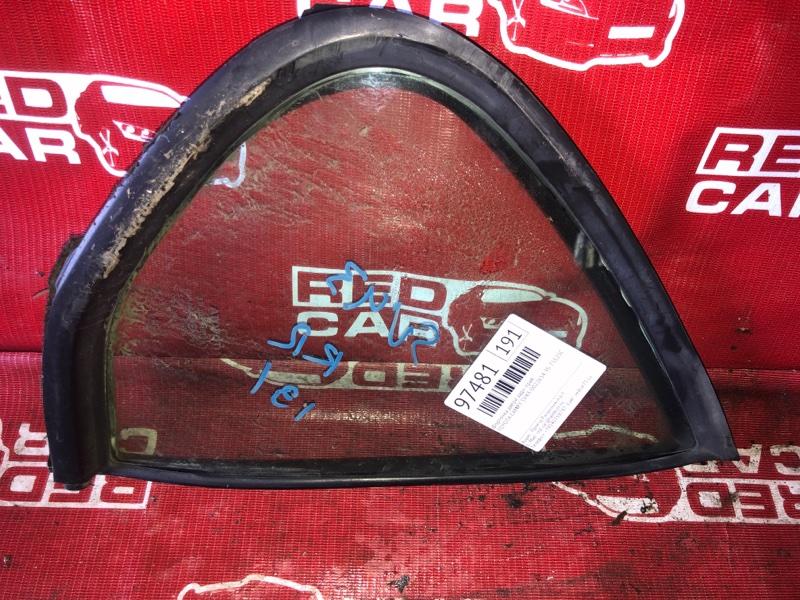 Форточка двери Toyota Camry SV43-0022654 3S-7512500 1998 задняя правая (б/у)