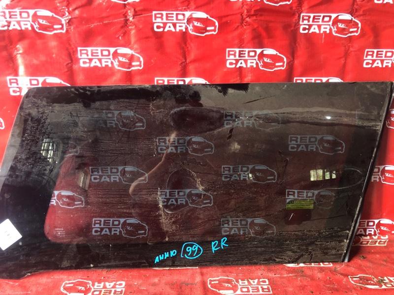 Стекло собачника Toyota Alphard ANH10-0125803 2AZ 2005 заднее правое (б/у)
