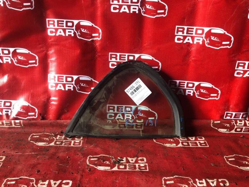 Форточка двери Toyota Camry SV43-0022654 3S-7512500 1998 задняя левая (б/у)