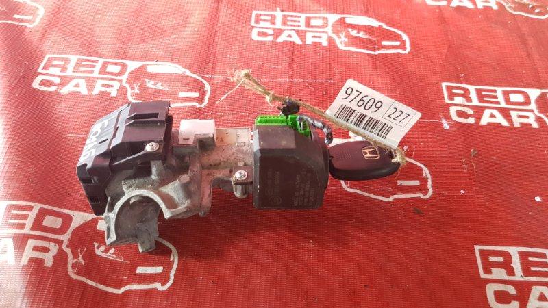 Замок зажигания Honda Fit GE6-1048939 L13A 2007 (б/у)