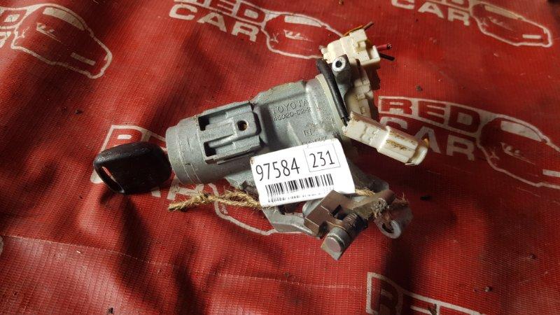 Замок зажигания Toyota Funcargo NCP20-0184653 2NZ 2001 (б/у)