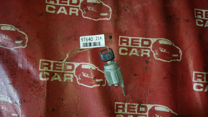 Замок зажигания Toyota Ipsum SXM15-0016323 3S-2171648 1996 (б/у)