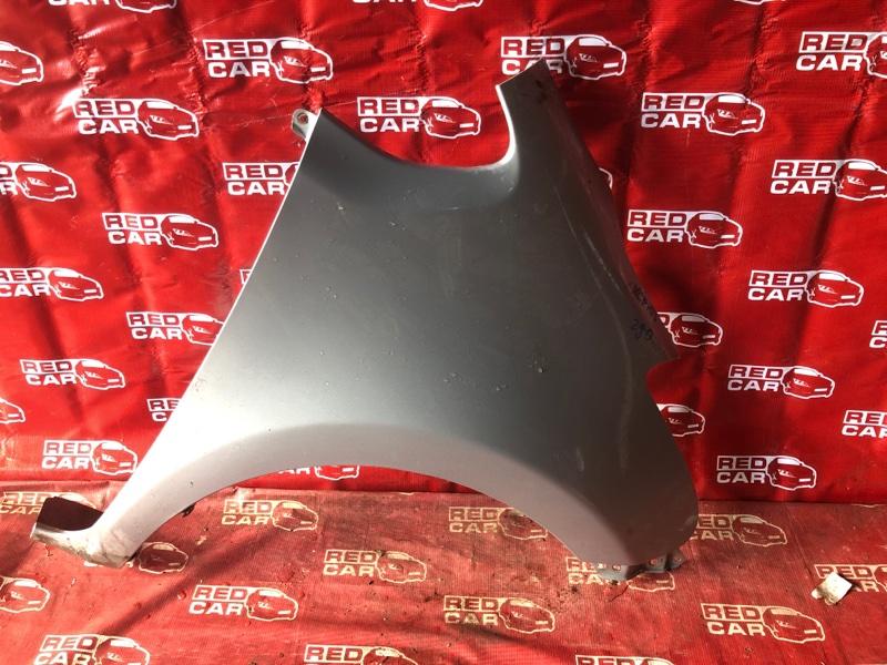 Крыло Toyota Ractis NCP105-0006171 1NZ-C036969 2006 переднее правое (б/у)