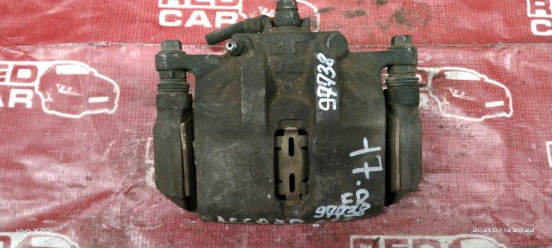 Суппорт Honda Accord CF4 передний правый (б/у)