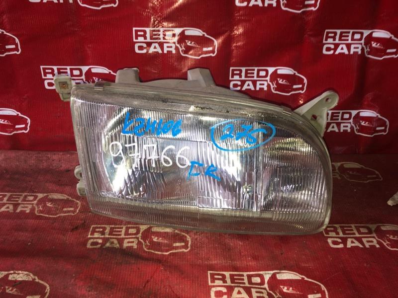Фара Toyota Hiace KZH1014174 1KZ-0181796 2001 передняя правая (б/у)