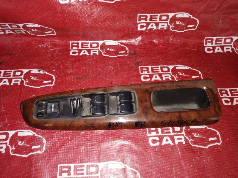 Блок упр. стеклоподьемниками Honda Odyssey RA7 передний правый (б/у)