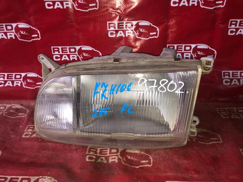 Фара Toyota Hiace KZH1014174 1KZ-0181796 2001 передняя левая (б/у)