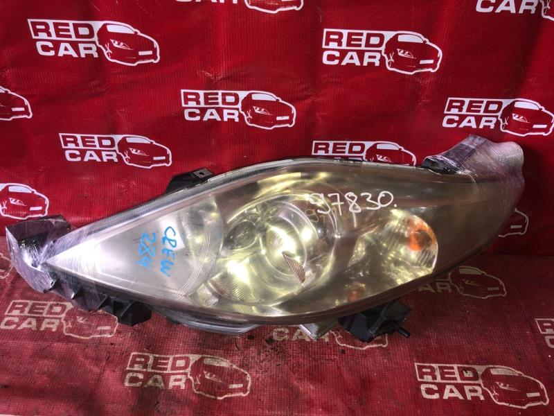 Фара Mazda Premacy CREW-118117 LF-576136 2005 передняя левая (б/у)