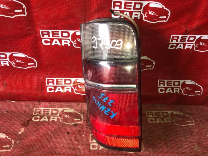 Стоп-сигнал Toyota Hiace KZH1014174 1KZ-0181796 2001 левый (б/у)