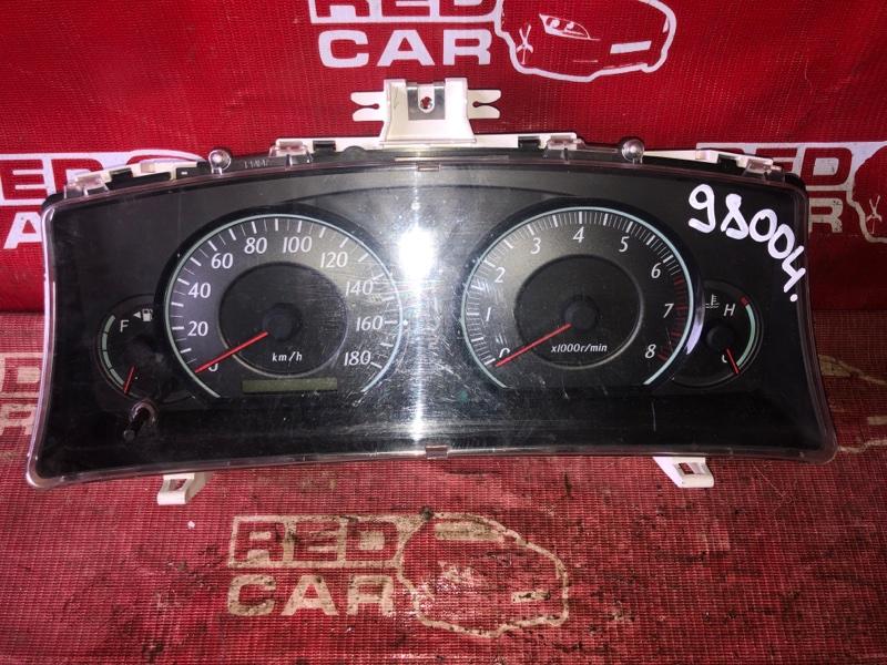 Панель приборов Toyota Allex NZE124-0060599 1NZ-C921751 2006 (б/у)