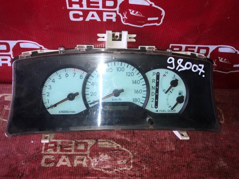 Панель приборов Toyota Corolla NZE121-3052598 1NZ-A188480 2001 (б/у)