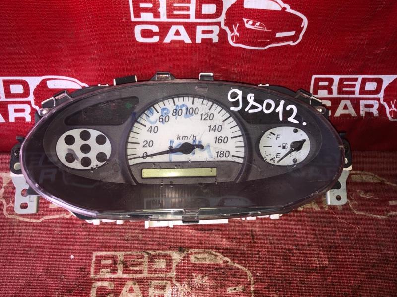 Панель приборов Toyota Platz NCP12-0352375 1NZ-3226729 2004 (б/у)