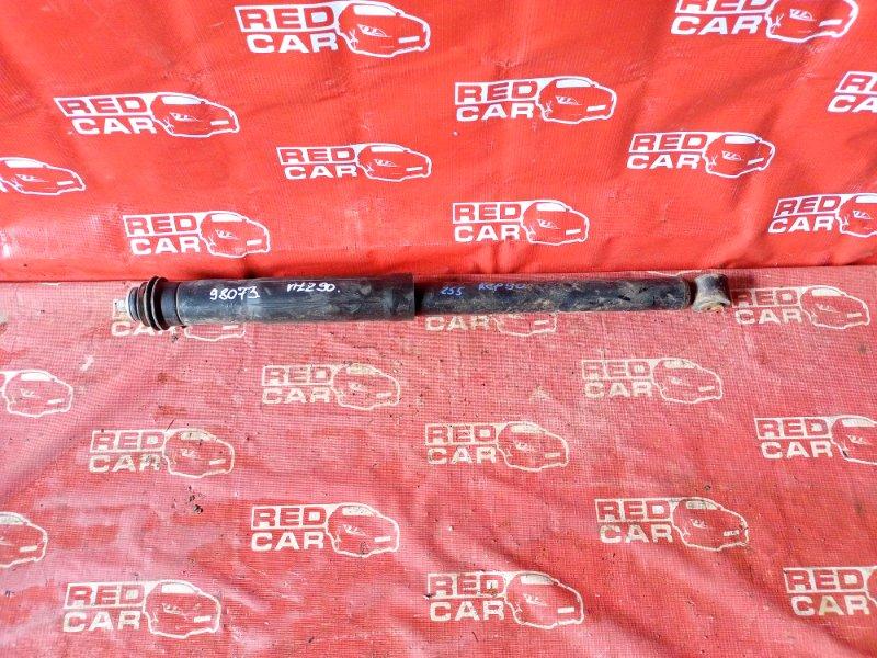 Амортизатор Toyota Vitz KSP90-5057608 1KR-0247076 2006 задний (б/у)