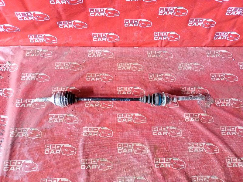 Привод Toyota Passo KGC35 передний правый (б/у)