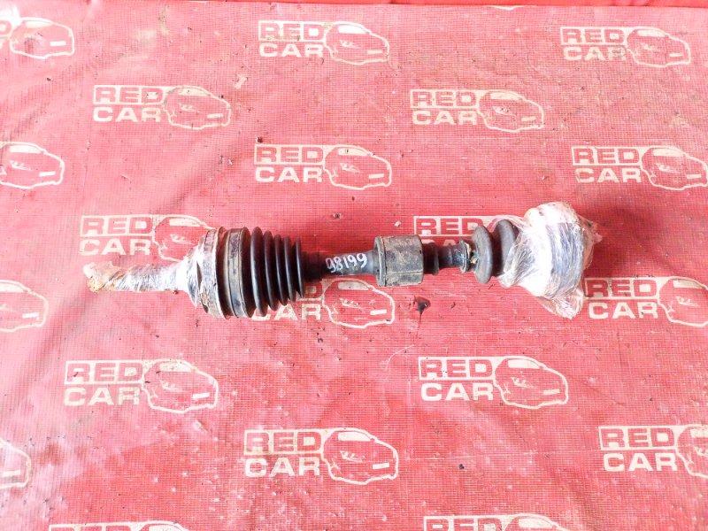 Привод Toyota Sprinter Carib AE115 7A передний правый (б/у)