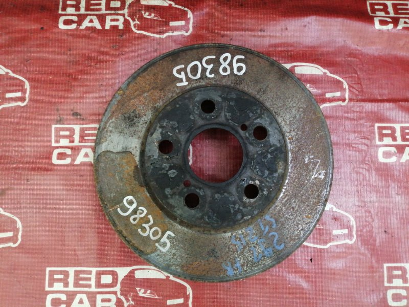 Тормозной диск Toyota Corona Premio ST215-0003435 3S-6983092 1996 передний (б/у)