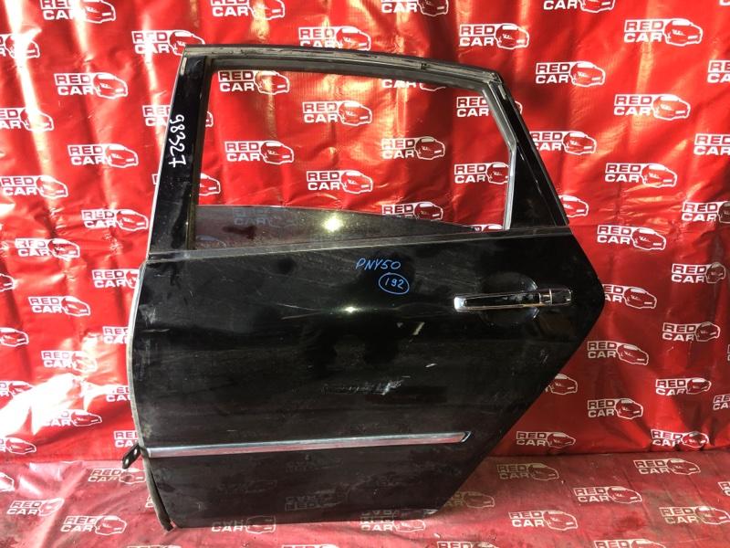 Дверь Nissan Infiniti M35 PNY50-302308 VQ35 2005 задняя левая (б/у)
