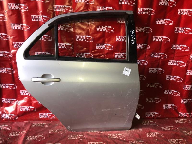Дверь Toyota Belta SCP92-1034920 2SZ-1913412 2007 задняя правая (б/у)