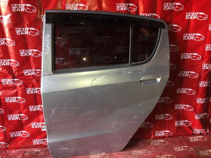 Дверь Daihatsu Mira L275V-0000347 KF 2007 задняя левая (б/у)