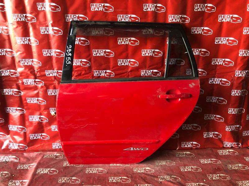 Дверь Toyota Corolla  Fielder NZE121 задняя левая (б/у)