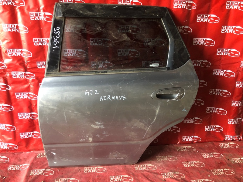 Дверь Honda Airwave GJ1 задняя левая (б/у)