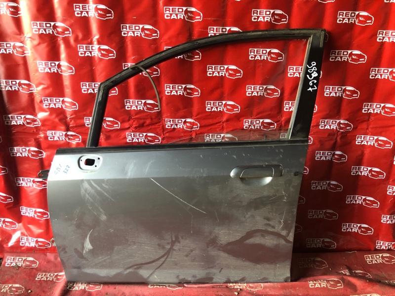 Дверь Honda Fit GD1-2152420 L13A-2058118 2004 передняя левая (б/у)