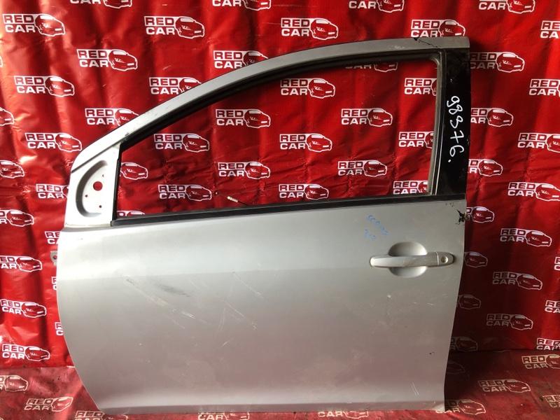 Дверь Toyota Belta SCP92-1034920 2SZ-1913412 2007 передняя левая (б/у)