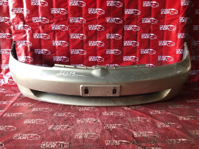Бампер Toyota Platz SCP11-0002814 1SZ-0241702 1999 передний (б/у)