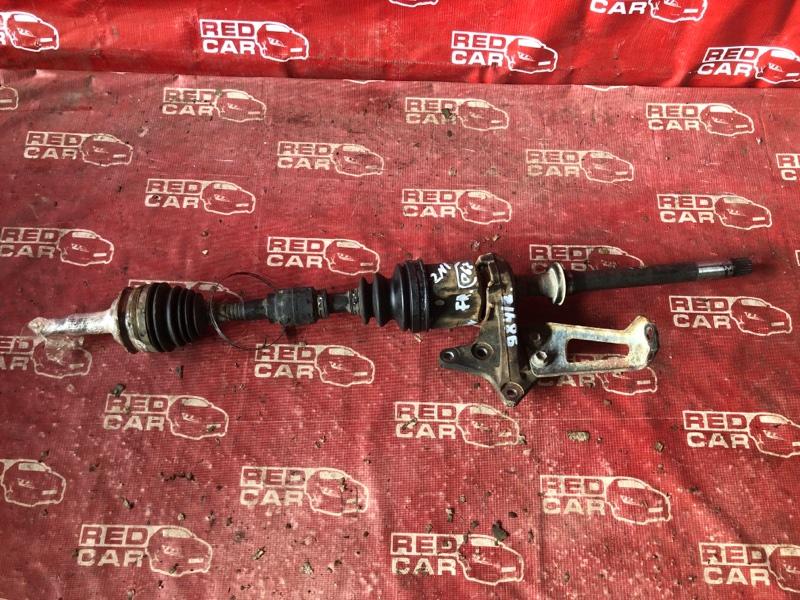 Привод Toyota Ractis NCP105-0006171 1NZ-C036969 2006 передний правый (б/у)