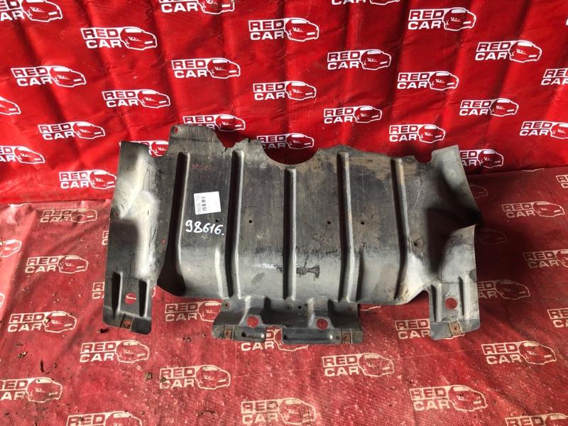 Защита двигателя Nissan Elgrand ATWE50-008758 ZD30-032753A 2000 передняя (б/у)