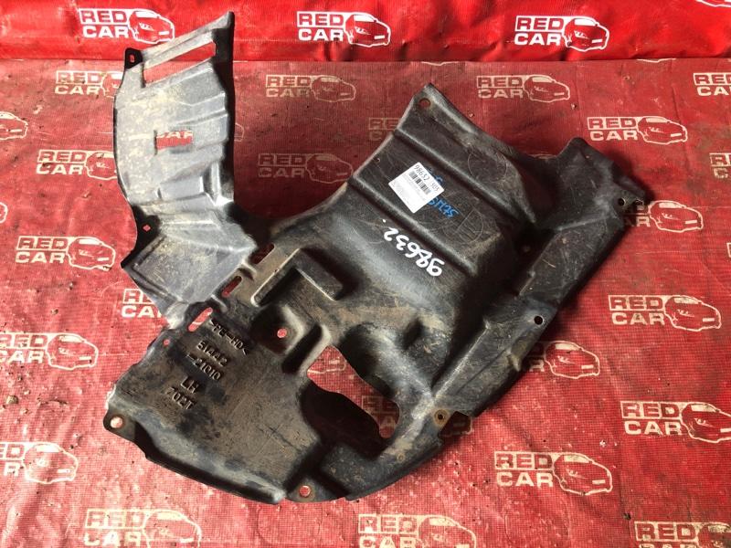 Защита двигателя Toyota Caldina ST215-3058820 3S-2875162 2001 передняя левая (б/у)